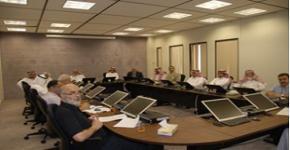 اجتماع لجنة الخطط والبرامج بكلية العلوم