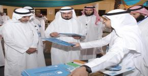 KSU Vice Rector Al-Salman visits Preparatory Year on Induction Program Day