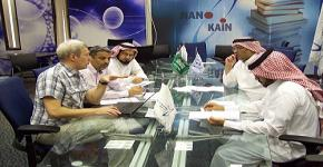 King Abdullah Institute for Nanotechnology Welcomes Professor Ulf Kleineberg
