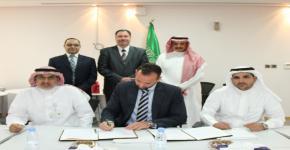 معهد الأمير سلطان لأبحاث التقنيات المتقدمة (PSATRI) يوقع مذكرة تفاهم مع شركة لوكاس نولة