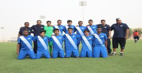 منتخب القدم يخسر من منتخب جامعة الجوف