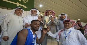 فريق جامعة الملك سعود لكرة السلة في المركز الثاني ببطولة الجامعات السعودية