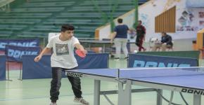 وكالة الشؤون الرياضية تقيم بطولة كرة الطاولة لمدارس الرياض  للمرحلة الثانوية