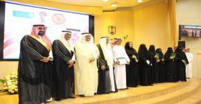 وزير التعليم يكرم الفائزين والفائزات بجائزة الملك سلمان للدراسات العليا في تاريخ الجزيرة العربية وحضارتها