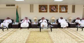 Community College organizes reception ceremony of the academic year 1439/1440 AH