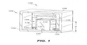 """براءة اختراع بعنوان""""مخزن قابل للتعديل لآلات الطباعة ثلاثية الأبعاد"""""""