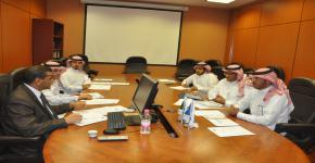 الفريق الاستشاري للسياسات والإجراءات يعقد اجتماعه الأول