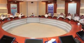 اللجنة الدائمة لإعادة تقويم الأداء الوظيفي تعقد اجتماعها الدوري