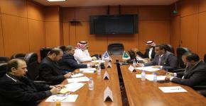 بدء العمل على إعداد الخطة الاستراتيجية لإدارة التعاون الدولي