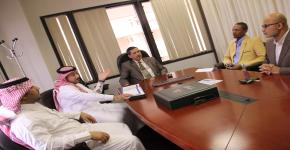 المكتب التنفيذي يناقش استراتيجية السنة الأولى المشتركة وتعزيز قدرات طلابها