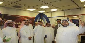 سابك تزور معهد الملك عبدالله لتقنية النانو