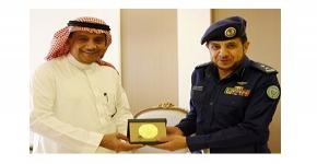 KSU Receives RSAF Delegation