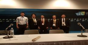 King Saud University Represented at 35th IEEE International Conference on Consumer Electronics at USA