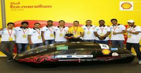 KSU Participates in Shell Eco-marathon 2015