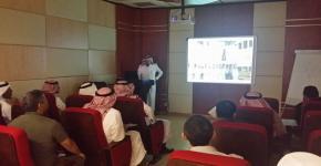 معهد الملك عبد الله لتقنية النانو ومركز الطاقة المستدامة يعقدان ورشة العمل المشتركة الأولى