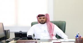 الدكتور/ حمود بن عوض سعود الحربي وكيلاً لكلية التمريض للدراسات للشؤون الأكاديمي