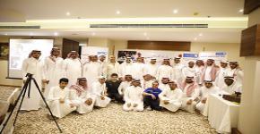 أقامت وكالة العمادة للشؤون الرياضية حفل  تقاعد الاستاذ/ خالد العمار