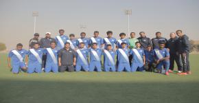 ضمن دوري الاتحاد الرياضي للجامعات السعودية منتخبنا لكرة القدم يكسب منتخب جامعة الطائف ويصعد للمركز الرابع