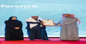 د. ابوشايقة: الجائزة اهداء لكل الأعين الساهرة لرعاية وراحة المرضى