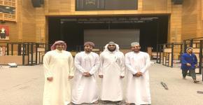 مشاركة طلاب كلية الهندسة في الملتقى الهندسي التاسع في سلطنة عمان