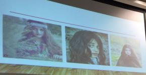 دورة تصوير البورتريه للطالبات الموهوبات في التصوير
