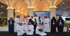 جامعة الملك سعود تختم مشاركتها في ملتقى ألوان السعودية 2018