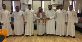 نادي الهندسة الكهربائية فرع الدرعية يستضيف  الدكتور عبد الرحمن العمود