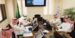 التوجيه والإرشاد يعقد اجتماعاً مع وكالة الشؤون التعليمية والأكاديمية