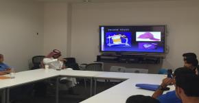 النادي الثقافي الاجتماعي بكلية طب الأسنان يقيم المحاضرة الثانية من سلسلة الدراسة الجماعية