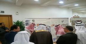 نادي التخطيط العمراني يشارك في حفل الجمعية السعودية لعلوم العمران ديرتي مسؤوليتي