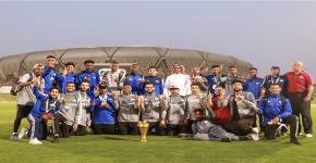 الذهب من نصيب منتخب جامعة الملك سعود لألعاب القوى