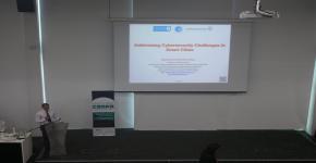 CoEIA KSU Participates at International Cybersecurity Events