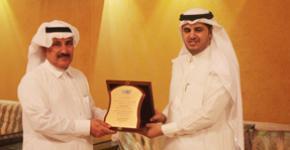 معهد اللغويات العربية يقيم حفل تكريم لعدد من أعضاء هيئة التدريس