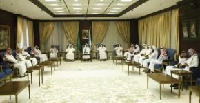 معالي مدير الجامعة يرعى اللقاء التنسيقي الرابع لأمناء ومسؤولي أوقاف الجامعات السعودية