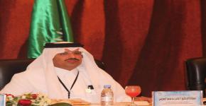 ترقية الدكتور ناصر العجمي المدير التنفيذي لبرنامج الوصول الشامل إلى رتبة أستاذ في التربية الخاصة