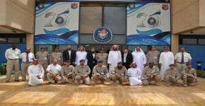 معهد الأمير سلطان لأبحاث التقنيات المتقدمة (PSATRI) يشارك في دورة الحرب الالكترونية لكبار القادة بالطائف