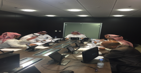 الاجتماع الثالث مع مدراء وحدات الابتكار