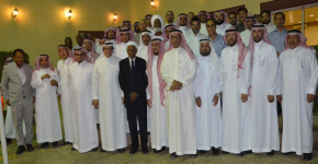 The annual meeting of the Civil Engineering Department