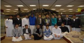 زيارة مدارس المستقبل ومنارات الرياض لكلية العلوم