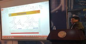 معهد الملك عبدالله لتقنية النانو ينظم فعاليته العلمية الشهرية في تقنية النانو وتطبيقاتها