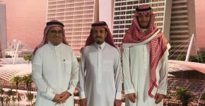 كلية العمارة والتخطيط تشارك في ندوة التخطيط الحضري والتحول البلدي بمدينة جدة.