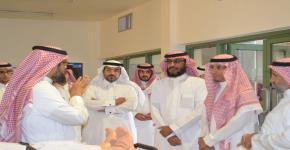 بدء العام الجامعي 1439-1440هـ.. زيارة وكالة جامعة الملك سعود للشؤون التعليمية والأكاديمية لمقر كلية الأمير سلطان للخدمات الطبية الطارئة