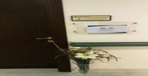 Volunteering SPTA clinic initiative at PSSC in Riyadh