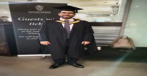 الجمعية السعودية لأمراض السمع والتخاطب تبارك للاستاذ / أبراهيم المفرج
