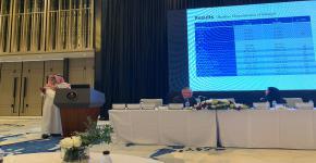كرسي أبحاث المؤشرات الحيوية للأمراض المزمنة يشارك في المؤتمر الدولي الأول للجمعية السعودية للتغذية السريرية
