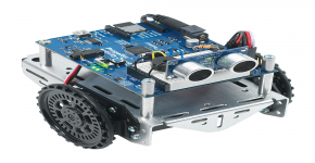 ورشة عمل (برمجة روبوت Boe-bot)