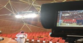 زيارة طالبات الجامعة المتفوقات لوكالة الأنباء السعودية