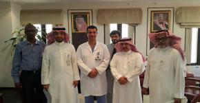 كرسي أبحاث وتطبيقات الصحة النفسية بجامعة الملك سعود  يجدد الاتفاقية مع سابك