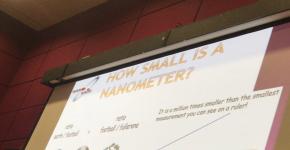 """معهد النانو في فعالية """"جيل رؤية 2030"""""""