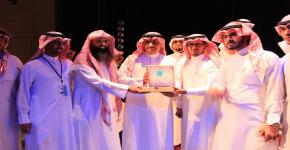 كلية المجتمع تحصد المركز الأول في الأنشطة الثقافية والإجتماعية على مستوى الجامعة